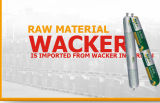 Быстрый леча нейтральный Sealant силикона для широкия диапазона алюминиевых дверей и Windows