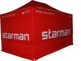 広告のためのFoldable望楼のテント