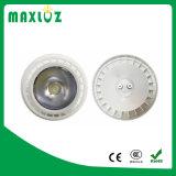 2 años de la garantía de Dimmable de luz de la MAZORCA LED AR111