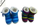 6つのカラー子供の屋内靴(RY-SL1696)