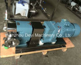 Pompe sanitaire de rotor de pompe rotative de vitesse de pente d'acier inoxydable