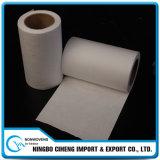 Filtrazione sotto vuoto non tessuta del polipropilene che scrive tra riga e riga il materiale di filtro dell'aria di HEPA