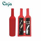 grande insieme di strumenti apri del vino rosso della bottiglia 5PCS per il regalo