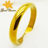Htbl-001A Goldfarben-Form-magnetisches Hämatit-Zoll-Armband