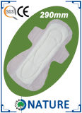 2016 nuevas servilletas sanitarias ultra finas disponibles de Pinting para el uso de la noche