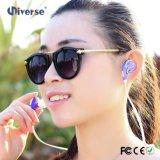 Auriculares estéreos de Bluetooth de los deportes/auriculares Bluetooth4.1/auriculares sin hilos del receptor de cabeza