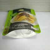 アルミホイル袋は食品包装のための袋を立てる