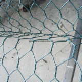 Huhn-Maschendraht und galvanisierte sechseckige Eisen-Draht-Filetarbeit mit Qualität