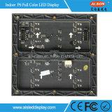 Heiße verkaufenHD P6 farbenreiche LED Innenvideodarstellung für das Bekanntmachen