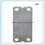 Plaque titanique d'échangeur de chaleur de l'acier inoxydable Vt20 de Gea