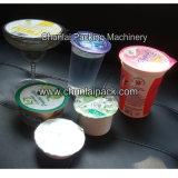 Relleno Rotary Yogur Copa y sellado de la máquina