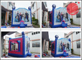 子供の幼稚園(T1250)のためにコンボ凍結する跳躍の城