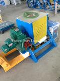 De kleine Oven van de Inductie van de Frequentie van de Capaciteit IGBT Middelgrote voor het Smeltende Aluminium van het Koper van het Staal van het Ijzer