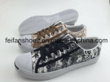 Ботинки с хорошим качеством, ботинки впрыски холстины шнурка ботинок тапки спортов, оптовая продажа обуви (FFCS112106)