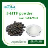 Guter Preis-natürlicher Kräuterauszug Griffonia Startwert- für Zufallsgeneratorauszug 98% 5-Htp (5-hydroxytryptophan)