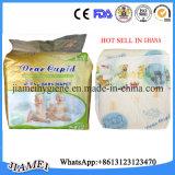 Baumwollwegwerfbaby-Windeln 100% mit volle Einfassungs-elastischem Taillen-Band