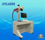 Máquina de la marca del laser de la fibra de la tecnología avanzada para los productos de metal