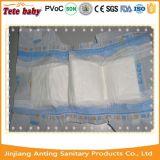 De niet-geweven Beschikbare Kwaliteit die van de Rang van de Oppervlakte de Fabrikanten van de Luier van de Baby in China vertroetelen
