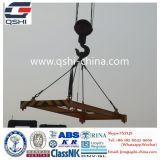 Conteneur semi-automatique de norme de 20FT au-dessus des écarteurs de levage de hauteur