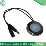 Intelligenter Fühler-Schalter der Niederspannungs-PIR für LED-Licht