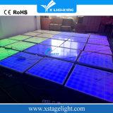 Portable 1m * 1m más barato LED piso de danza de azulejos para Disco