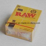 Papier à cigarettes 110mm classique cru de papier de roulement de cigarette