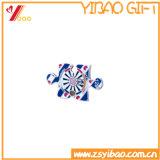 Pin su ordinazione del risvolto di promozione con il regalo del ricordo del distintivo (YB-HD-131)