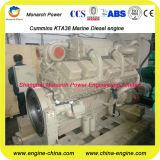 motor de propulsión de marina 750~850HP para el bajo costo (Cummins KTA38-M0-750/KTA38-M0-850)