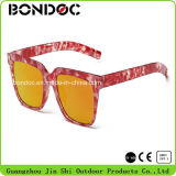 Nuevas gafas de sol de moda de plástico de diseño
