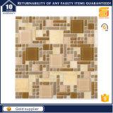 Плитка пола мозаики естественного каменного мрамора строительного материала смешанная стеклянная