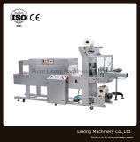 Machine automatique d'emballage en papier rétrécissable de douille de vente chaude
