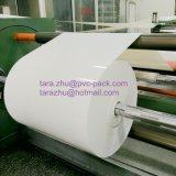 Film rigide blanc de PVC pour l'emballage des médicaments