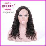 Grandi stock! Parrucca brasiliana della parte anteriore del merletto dei capelli di vendita di prezzi all'ingrosso del Virgin dell'onda non trattata calda del corpo umano per l'Africano