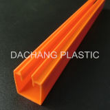 PVC Profile para Power Rail Guide