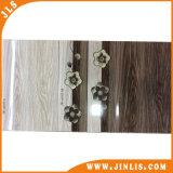 Mattonelle di ceramica della parete della bella del fiore del materiale da costruzione cucina lucida della stanza da bagno