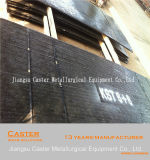 Do produto direto da fábrica da placa de aço placa bimetálica elevada do desgaste do revestimento do Cr C