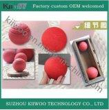 Fördernde Silikon-Gummi-hohe Schlag-Kugel-Höhlung-Gummi-Kugel