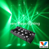 SuperBright RGBW in 1 LED Moving Head Spider