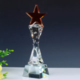 K9 Crystal Trophy para Winner o Champion (KS04089)