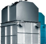 """ Sehenstar ""の粉の流れの冷却装置の十分に溶接された版の熱交換器"