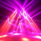 Indicatore luminoso capo mobile di gioco del calcio del LED per il randello della discoteca (ICON-M083)