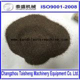 Het bruine die Schuurmiddel van het Korund voor de Machine van het Zandstralen wordt gebruikt