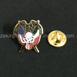 カスタム高品質の金属の国旗ピン