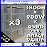 Assembled fácil com High Capacity Loading Industry Light Duty Shelf
