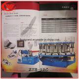 Plastikeinspritzung-Maschine für die Herstellung der Sohle
