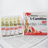 Injection puissante de L-Carnitine de l'antioxydant 2g pour le régime de corps
