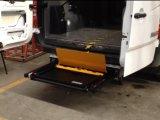 Scissor Wheelchair Lifting Platform per Van con Ce Certificate