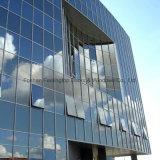 El costo más bajo cortina de aluminio Fabricantes de pared (FT-CW)