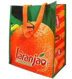 Sacchetto non tessuto del cliente del propilene, sacchetto di Tote (LJ-92)