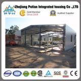 Nouvelle structure métallique 2015 préfabriquée conçue pour l'entrepôt